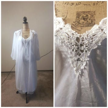 best wedding peignoir sets nightgown products on wanelo