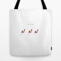RELAX Tote Bag by Lucine