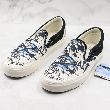 Ralph Steadman x Vans Vault OG Classic Slip-On LX - Best Deal Online