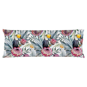 Sir Toucan Body Pillow