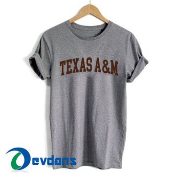 Texas A&M T Shirt For Women and Men Texas A&M Shirts