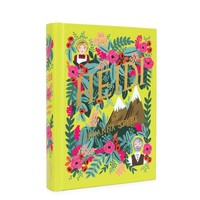 Heidi Hardcover Book by RIFLE PAPER Co. | Imported