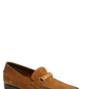 Men's Salvatore Ferragamo 'Nello' Bit Loafer,