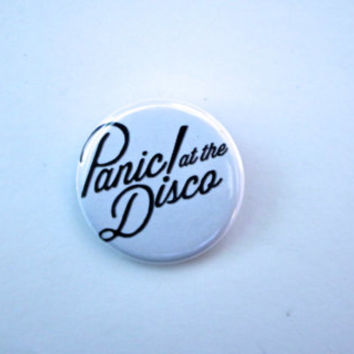 Panic At The Disco | Pin/Button/Badge