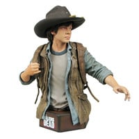 The Walking Dead Carl Grimes Mini-Bust - Gentle Giant - Walking Dead - Busts at Entertainment Earth