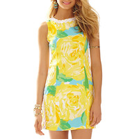 Lilly Pulitzer Mila Lace Detail Shift Dress