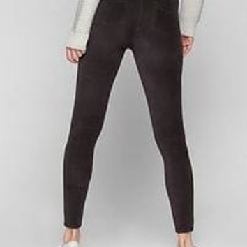Cord High Waisted Metro Legging | Athleta