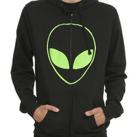 Alien Take Me Away Hoodie