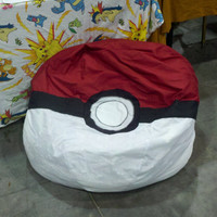 Pokeball Bean Bag Chair