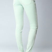 Big Star Remy Skinny Jean - Mint