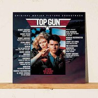 Various Artists - Top Gun Original Motion Picture Soundtrack LP