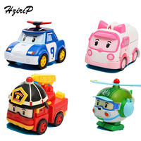 Hot Sale Deformation Animation Robot Fire Truck Model Toys Sets Action Figures Superwings Toys for Children Birth Christmas Gift