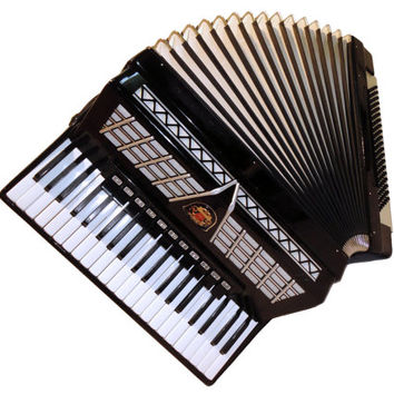 Great Royal Standard, Full 120 Bass 11 + 4 Switches, German Piano Accordion, Musical Instrument, 335