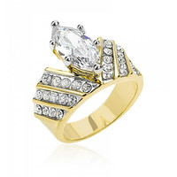 Venetian Crown Ring, size : 08