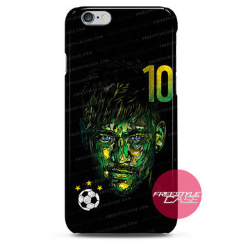 Neymar JR  iPhone Case 3, 4, 5, 6 Cover