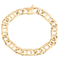 Mister Anchor Plus Bracelet - Gold