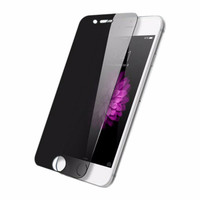 Reiko 0.33Mm Tempered Privacy Glass Screen Protector For Iphone 6 4.7 Inch