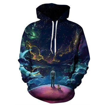Hoodies Pullovers 3d Sports men/women 3d hoodies harajuku style funny print Lovers Clothing