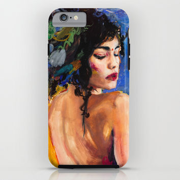 Seaside iPhone & iPod Case by Charmaine Olivia