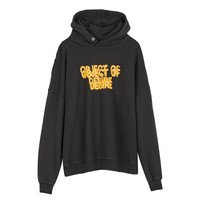 OBJECT OF DESIRE HOODIE BLACK