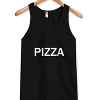 pizza tanktop