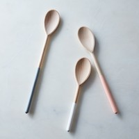 Madewell x Food52 Dipped Wooden Spoons (Set of 3)