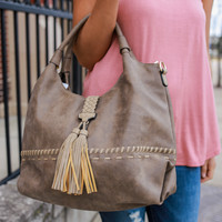 Hayley Bag - Mocha