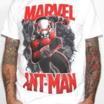 Ant Man T-Shirt - Charge
