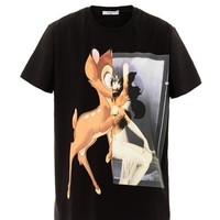 Bambi-print T-shirt | Givenchy | MATCHESFASHION.COM