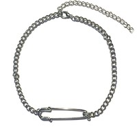 Safety Dance Chain Choker