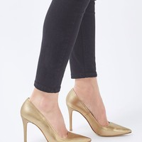 GRASP Square Throat Court Shoes - New In