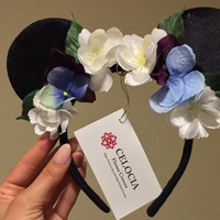 Flower Mouse ears by Celocia