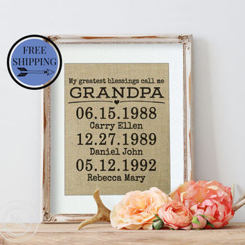 Father's Day gifts | Papa gift | Poppa gift | Grandpa gift | Dad quote | dad gift from daughter, Fathers Day gift, Personalized gift, Rustic