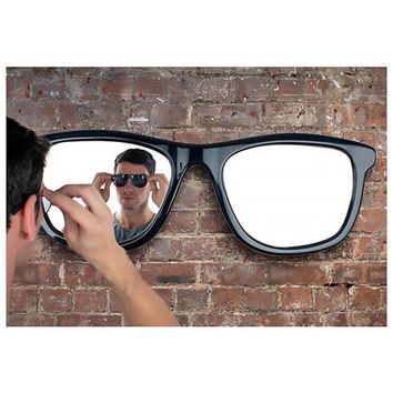 The Official Fabulous Oversized Retro Sunglasses Wall Mirror