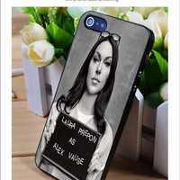Laura Prepon , #OITNB iPhone for 4 5 5c 6 Plus Case, Samsung Galaxy for S3 S4 S5 Note 3 4 Case, iPod for 4 5 Case, HtC One for M7 M8 and Nexus Case