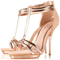 PARTY Barely There Sandals