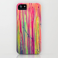 Abstract Painting 22 iPhone Case by Kimsey Price | Society6