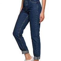 Women's Mom Style Jeans