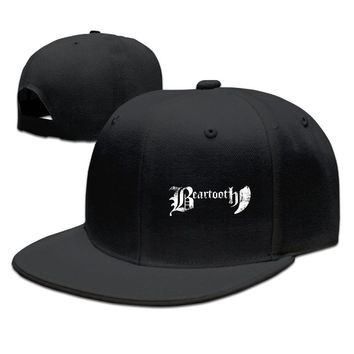 Beartooth - Set Me On Fire Printing Unisex Adult Womens Baseball Cap Mens Hip-hop Hat