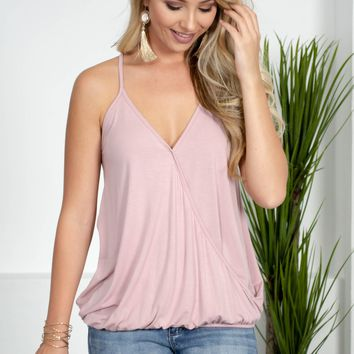 Bubble Pink Summer Top