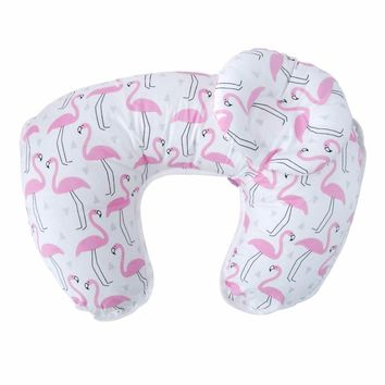 Baby Nursing Pillows Maternity Baby Breastfeeding Pillow Infant Cuddle U-Shaped New bron Cotton Feeding Waist Cushion For Nurse