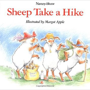 Sheep Take a Hike Paperback – August 26, 1996