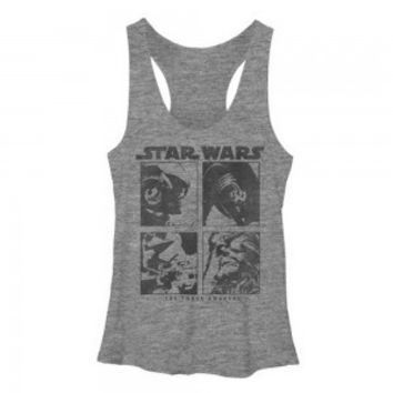 Star Wars The Force Awakens Tank (Women's)