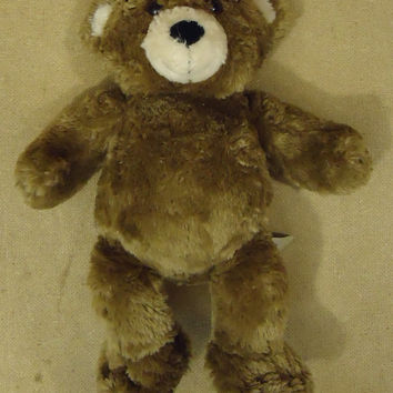 Build-A-Bear Brown Bear Stuffed Animal 1006447 * Fabric * -- Used