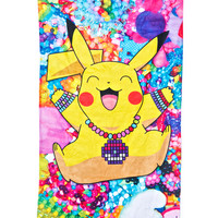 Rage On PLURachu Beach Towel Multi One