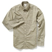 Fall River Chambray - Olive