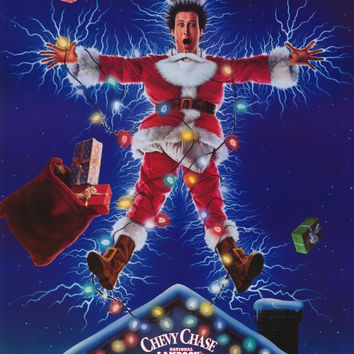 National Lampoon's Christmas Vacation 27x40 Movie Poster (1989)