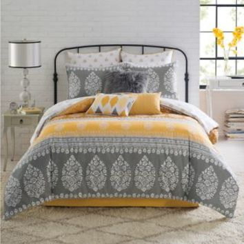 Anthology® Amaya Reversible Comforter Set