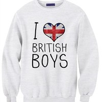 I Heart British Boy