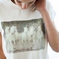 CALEIGH UNICORNS TOP